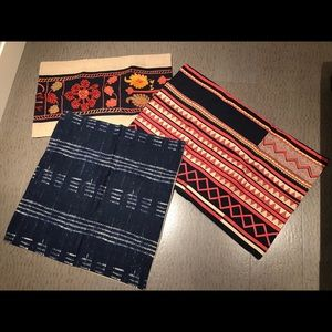 Pottery Barn Set of Cushion Covers